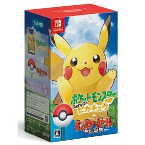 ポケモン (Nintendo Switch)ポケットモンスター Let's Go! ピカチュウ モンスターボール Plusセットポケモン 返品種別B
