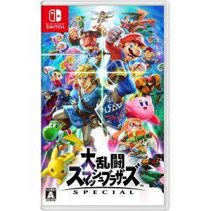 任天堂 (Nintendo Switch)大乱闘スマッシュブラザーズ SPECIALスマブラ 返品種別B|joshin