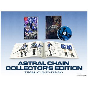 任天堂 (Nintendo Switch)ASTRAL CHAIN COLLECTOR'S EDITION 返品種別B|joshin