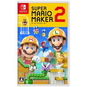 任天堂 (特典付)(Nintendo Switch)スーパーマリオメーカー 2 返品種別B|joshin
