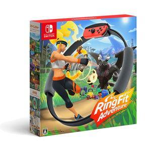 任天堂 (Nintendo Switch)リングフィット アドベンチャー 返品種別B