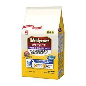 メディコート pHサポート 11歳から老齢犬用 3kg(500g×6袋入) ペットライン PHサポ-トロウレイケン3KG 返品種別B|joshin