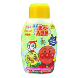 アンパンマン 薬用あわ入浴剤 ボトルタイプ 300ml バンダイ アンパンアワヨクザイボトル 返品種別A|joshin