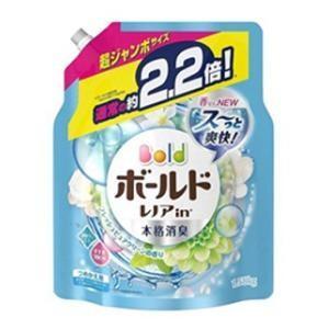 ボールド フレッシュピュアクリーンの香り つめかえ用 超ジャンボ 1580g P&GJapan BOジエル1580 返品種別A joshin