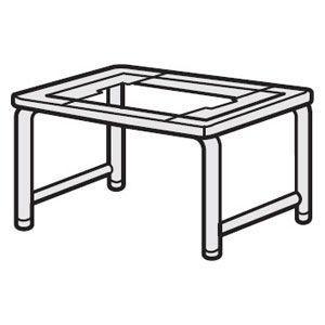 日立 日立衣類乾燥機専用 床置用スタンド HITACHI DES-Y11-H 返品種別A|joshin