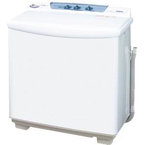 (標準設置 送料無料)日立 8.0kg 2槽式洗濯機 ホワイト HITACHI 青空 PS-80S-W 返品種別A|joshin