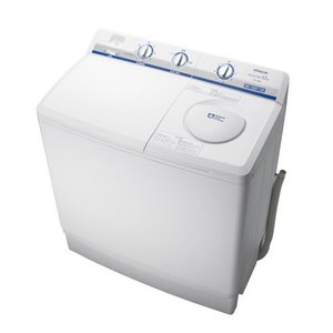 (標準設置無料) 日立 12.0kg 2槽式洗濯機 ホワイト HITACHI 青空 PS-120A-W 返品種別A|joshin