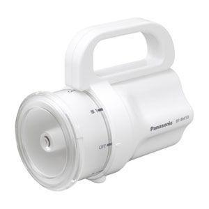 パナソニック LED懐中電灯(ホワイト) Panasonic 電池がどれでもライト BF-BM10-W 返品種別A|joshin