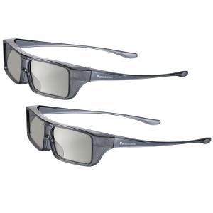パナソニック 3D VIERA専用 3Dグラス(2個入り) 3D VIERA TY-EP3D20W 返品種別A|joshin