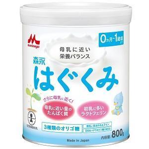 森永ドライミルク はぐくみ810g 森永乳業 (新生児から) 返品種別B