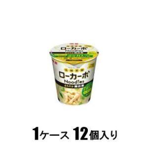 明星 低糖質麺 ローカーボNoodles まろやか鶏白湯 54g(1ケース12個入) 明星食品 ロ-カ-ボトリパイタン54GX12 返品種別B|joshin