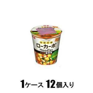 明星 低糖質麺 ローカーボNoodles ピリ辛酸辣湯 59g(1ケース12個入) 明星食品 ロ-カ-ボピリカラサンラ-59X12 返品種別B|joshin