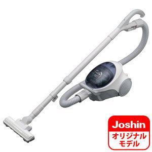 三菱 紙パック式クリーナー(タービンブラシ)インディゴグレー (掃除機)MITSUBISHI TC-M5J8-H 返品種別A|joshin