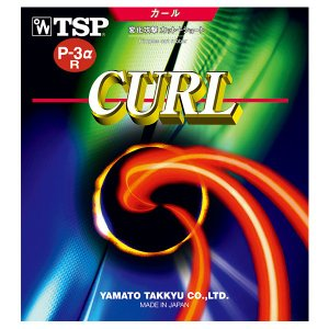 ティーエスピー 卓球ラバー(ブラック) TSP カールP‐3αR OX TSP-020533-002...