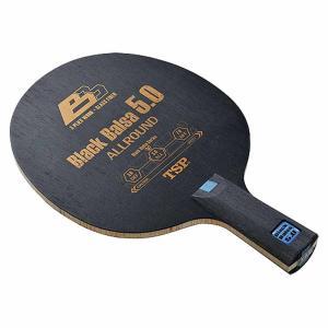 ティーエスピー 卓球 中国式ペンラケット TSP ブラックバルサ5.0 CHN TSP-021253...