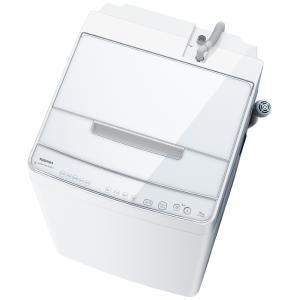 (標準設置 送料無料) 東芝 10.0kg 全自動洗濯機 グランホワイト TOSHIBA ZABOO...