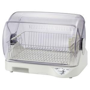 タイガー 食器乾燥器(ホワイト) TIGER サラピッカ 温風式 DHG-T400 返品種別A joshin