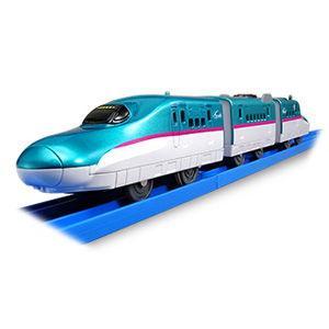 タカラトミー プラレール S-03 E5系新幹線はやぶさ(連結仕様) 返品種別B|joshin