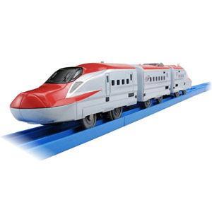 タカラトミー プラレール S-14 E6系 新幹線 こまち 連結仕様 返品種別B|joshin