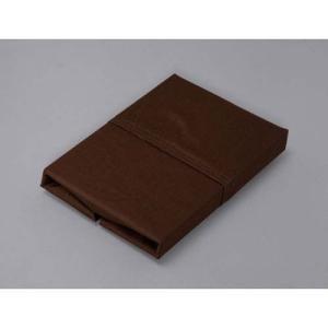 アイリスオーヤマ カラーボックスシーツ シングル(ブラウン) IRIS CMB-SBR 返品種別A
