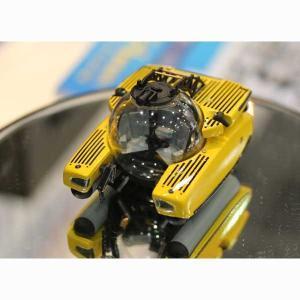 アオシマ 1/ 48 ディープ シー エクスプローラ No.1 潜水艇 トライトン(09604)プラモデル 返品種別B|joshin