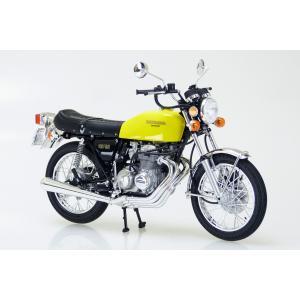 アオシマ (再生産)1/ 12 バイク No.30 ホンダ CB400FOUR - I・II(398cc)(05224)プラモデル 返品種別B