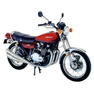 アオシマ (再生産)1/ 12 バイク No.32 カワサキ 750RS(Z2) カスタムパーツ付き(52983)プラモデル 返品種別B