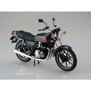 アオシマ 1/ 12 バイク No.46 カワサキ Z400FX E4(54291) 返品種別B