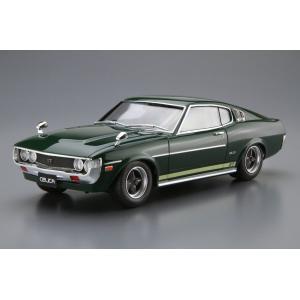 アオシマ (再生産)1/ 24 ザ・モデルカー No.37 トヨタ RA35 セリカLB 2000G...