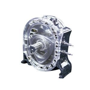 アオシマ (再生産)1/ 5 エンジン ロータリースピリット MSP2 メッキ仕様エンジン模型 返品種別B|joshin