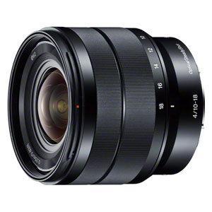 ソニー E 10-18mm F4 OSS ※Eマウント用レンズ(APS-Cサイズミラーレス用) SE...