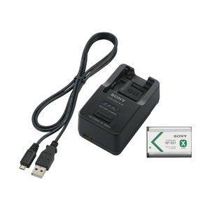 在庫状況:在庫あり/1日〜2日で出荷/◆バッテリー(NP-BX1)とUSB出力が可能なチャージャー(...