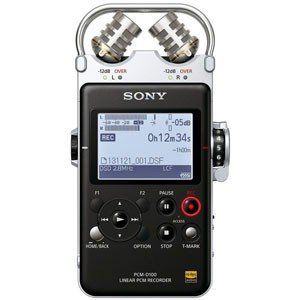 ソニー リニアPCMレコーダー32GBメモリー内蔵+外部SDカードスロット搭載 SONY PCM-D100 返品種別A|joshin