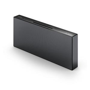 在庫状況:最短24時間以内出荷/◆置き場所を選ばない省スペース1BOXコンポ+低音域の再生能力が向上...
