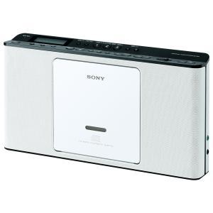 ソニー CDラジオ(ホワイト) SONY ZS-E80-W 返品種別A|joshin