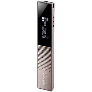 ソニー リニアPCM対応ICレコーダー16GBメモリ内蔵(セピアブラウン) SONY ICD-TX650-T 返品種別A|joshin