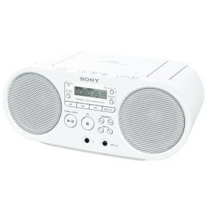ソニー CDラジオ(ホワイト) SONY ZS...の関連商品1