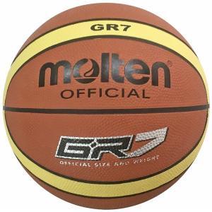 モルテン バスケットボール Molten GR7 バスケットボール 7号球 ジウジアーロラバー MT-BGR7MYジウジアーロ 返品種別A|joshin