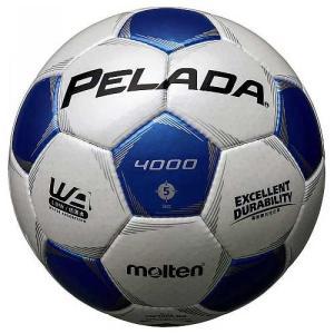 モルテン サッカーボール 5号球(人工皮革) Molten ペレーダ4000 WHBL F5P4000-WB 返品種別A joshin
