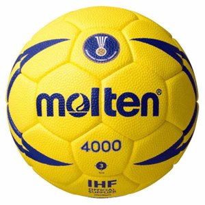 モルテン ハンドボール Molten ヌエバX4000 3号球 (屋内専用球) MT-H3X4000 返品種別A|joshin