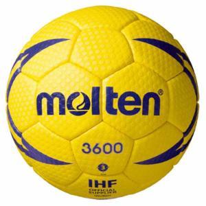 モルテン ハンドボール Molten ヌエバX3600 3号球 (屋外グラウンド用) MT-H3X3600 返品種別A|joshin