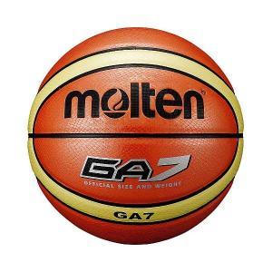 モルテン バスケットボール Molten GA 7号球 オレンジ MT-BGA7 返品種別A|joshin