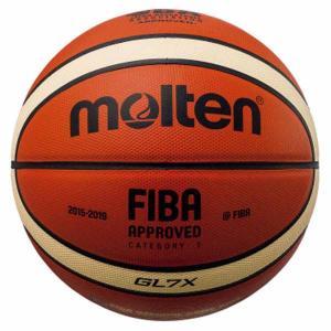 モルテン バスケットボール Molten バスケットボール 7号球 国際公認球 GL7X MT-BGL7X 返品種別A|joshin