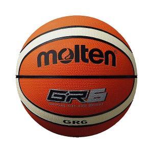 モルテン バスケットボール Molten GR6 バスケットボール 6号球 オレンジ×アイボリー MT-BGR6OI 返品種別A joshin