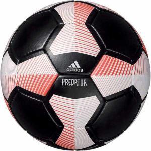 アディダス サッカーボール 4号球 adidas プレデター グライダー (ブラック) AF4650BKR 返品種別A|joshin