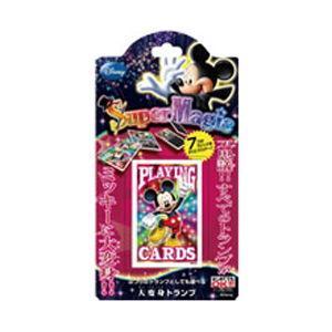 テンヨー ディズニーマジック 大変身トランプ ミッキーマウス手品 返品種別B|joshin