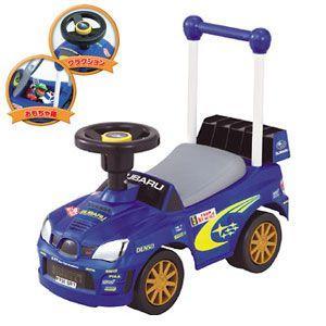 シーシーピー 足けり乗用 スバル インプレッサ WRC 返品種別B|joshin