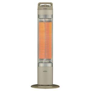 コロナ 電気ストーブ(カーボンヒーター) (暖房器具)CORONA スリムカーボン DH-C918-N 返品種別A|joshin