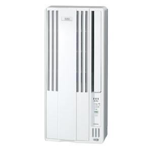コロナ 窓用エアコン(冷房専用・おもに4〜7畳用 シェルホワイト) CORONA CW-FA1619-WS 返品種別A|joshin