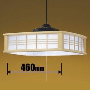 コイズミ LED和風ペンダント(コード吊) KOIZUMI 6畳〜8畳用 BP180673P 返品種別A Joshin web